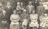 Members of the Pepper Family of Meldreth