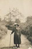 Mary Ann Moxon aged 86.  Mary Ann lived in  Stone Lane, North End, Meldreth