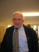 Bill Wing, pictured at a Meldreth Local History Group Coffee Morning at the Sheltered Housing Community Centre, Elin Way, Meldreth