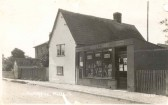 Handscombe's General Store and Post Office in Meldreth High Street.