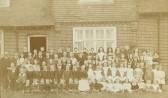 Meldreth School Children, Meldreth School, High Street, Meldreth.