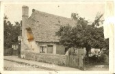 Orchard Cottage, Whitecroft Road, Meldreth, also showing the boot/shoe repair shop owned by Mr Norman.