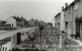 Council Houses, Howard Road, Meldreth, built between 1950-52. Jarrolds'  postcard.