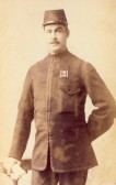 Alfred Ernest Rule (policeman) of Meldreth.  Alfred was born in 1871.