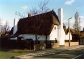 Bramble Cottage, after restoration, Whitecroft Road, Meldreth.