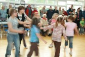 Country Dancing at Mepals Fete