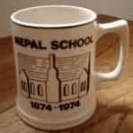 Mepal School Centenary Mug