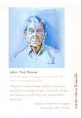 Fred Skinner (Mepal resident) Portrait