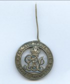 Mepal resident's Badge for Service Rendered