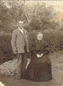 Thomas Constable and his wife Ann (nee Boyce) of Mepal