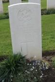 Private Ephraim George Palmer