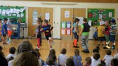 Performance of Molly Dance, Song & Drama At Mepal Primary School