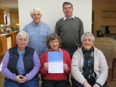 Orwell Archive Group celebrates receipt of its 'Award for All'