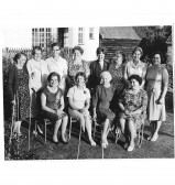 Orwell Womens Institute Committee July 1966