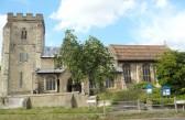 St Andrews Church, Orwell.