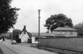 Millers Stores, Town Green Road, Orwell, in the early 1960s