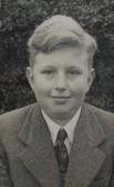 Tony Rudderham of Pymoor 1953.