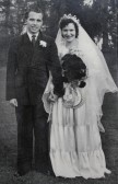 The Wedding of Derek Hills & Hazel Godbold of Pymoor