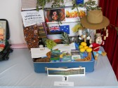"""Pymoor and Coveney Methodist Chapels held their """"Around the World"""" Harvest Festival at the Chapel in Main Street, Pymoor 2011."""