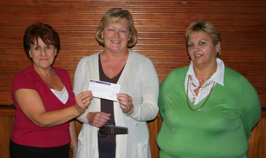 On 15th June 2007 a Charity Bingo Evening was held in the Pymoor Social Club. £471 was raised for MacMillan Nurses.