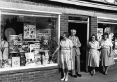Saberton Stores, Main Street, Pymoor. Saberton's Stores