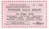 Pymoor Gala Draw Ticket