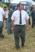 Steve Knowles at the Pymoor Show 2007.