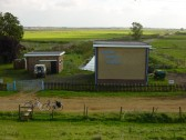 Oxlode Pumping Station by the 100 Foot Bank, Pymoor 2007.