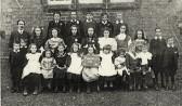 Pymoor School Class of 1911