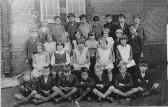 Pymoor School Photograph 1935.