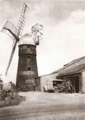 The Mill at Pymoor, circa 1930.
