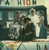 Pymoor WI Carnival Float. 1982