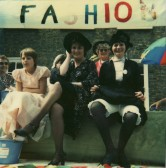The Pymoor WI Carnival Float, circa 1982.