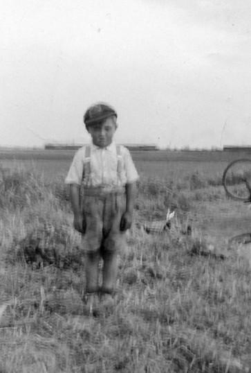 Basil Taylor, Pymoor, circa 1951