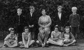 Pymoor School Class Photograph, circa 1950.