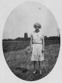 Mrs Pam Golding in Pymoor.