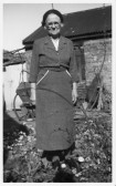 Grandma Bell, mother of George, Raymond, Grace and Marjory in Pymoor.