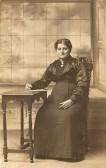 Maria Heaps of Oxlode, Pymoor, circa 1890.