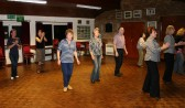 The Line Dancing Group meet in the Pymoor Social Club every Monday Evening, 7.30 - 10pm. Beginners welcome!