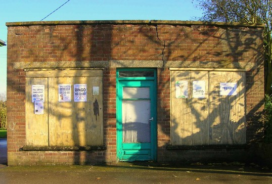 This building was the old Saberton Stores in Main Street Pymoor.