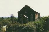 The Primitive Methodist Chapel (aka Steam Engine Methodist Chapel), buillt in 1878, along the 100 Ft Bank, Pymoor.
