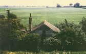 This house, alongside the 100 Ft Bank, near the Steam Engine Pumping Station, Pymoor, was formally a Methodist Chapel.