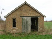 The Old Memorial Hall, near the Hundred Foot Bank, Pymoor.