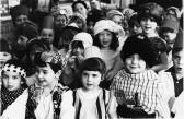 Pymoor School Children in costumes.