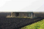 Another Blockhouse or Pill Box alongside Adventurers Drove, Oxlode, Pymoor.