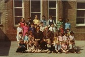 Pymoor School Photograph 1971.