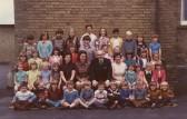 Pymoor School Photograph 1974.