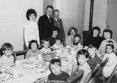 Pymoor Methodist Church Sunday School Party 1967.