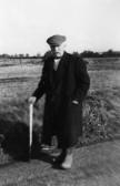 Francis George Harrison in Pymoor, circa 1955