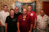 The Pymoor Darts Team play their home league matches on Friday nights in the Pymoor Social Club 2008.